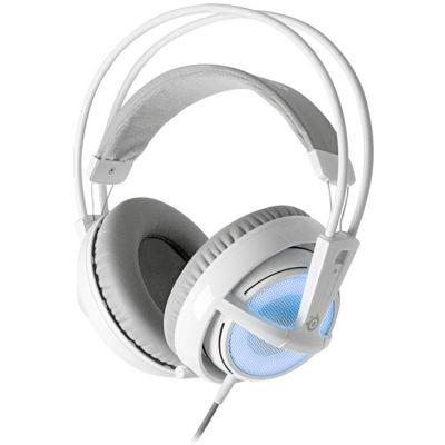 �������� � ���������� SteelSeries Siberia v2 Frost Blue (51125)