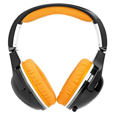 Наушники с микрофоном SteelSeries 7H Fnatic Version (61053)