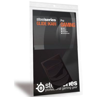 SteelSeries Наклейки на ножки мыши. Glide Ikari