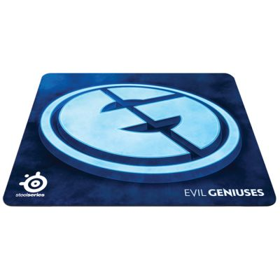 ������ ��� ���� SteelSeries QcK+ Evil Genuises Limited Editiion (63057)