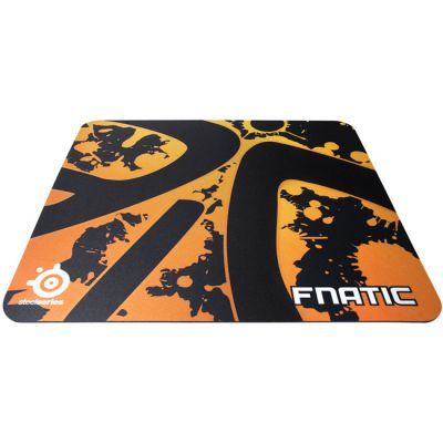 Коврик для мыши SteelSeries QcK+ Fnatic (Limited Edition) (63039)