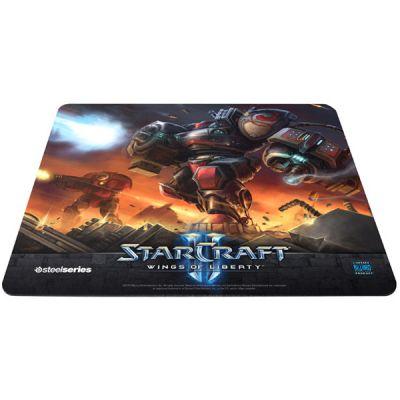 Коврик для мыши SteelSeries QcK SC2M StarCraft II Marauder (63303)