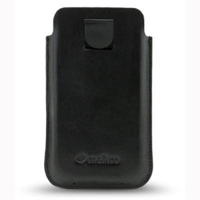 Чехол Melkco Icaller для iPhone 4S - черный