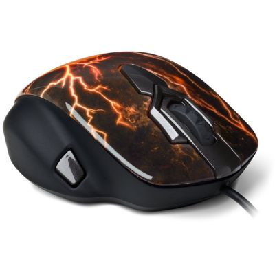 ���� SteelSeries WoW mmo Gaming Mouse Legendary (62050)