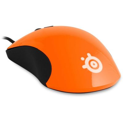 Мышь SteelSeries kinzu v2 Orange Optical (62024)