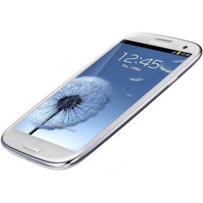 �������� Samsung Galaxy S III 16Gb GT-I9300 White GT-I9300RWDSER