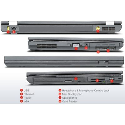Ноутбук Lenovo ThinkPad T430 N1T8VRT
