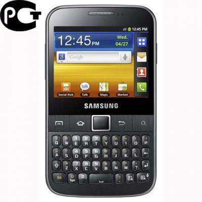 Смартфон, Samsung Galaxy Y Pro GT-B5510 Cool Gray