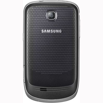Смартфон, Samsung Galaxy mini GT-S5570I Steel Gray