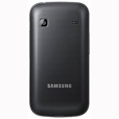 Смартфон, Samsung Galaxy Gio GT-S5660 Dark Silver