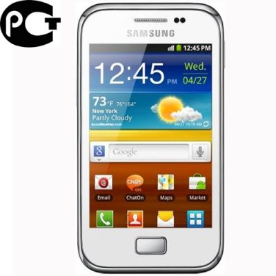 ��������, Samsung Galaxy Ace Plus GT-S7500 Chic White