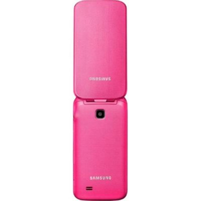 Телефон Samsung GT-C3520 Coral Pink