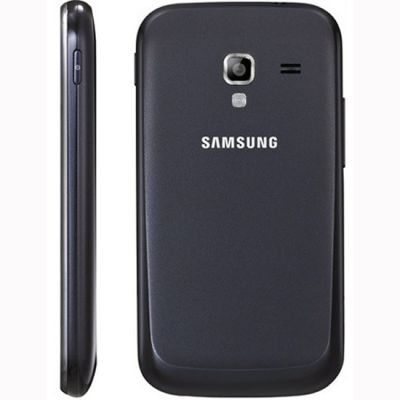 Смартфон Samsung Galaxy Ace II GT-I8160 Onyx Black GT-I8160OKASER