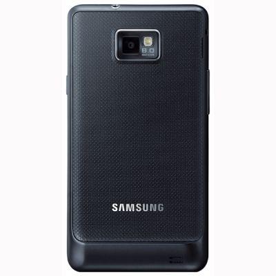 ��������, Samsung Galaxy S II GT-I9100 Black