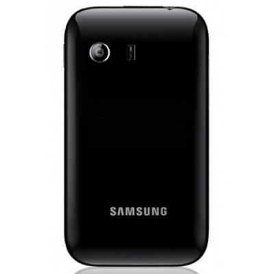 ��������, Samsung Galaxy Y GT-S5360 Absolute Black
