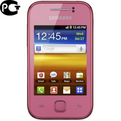 Смартфон, Samsung Galaxy Y GT-S5360 Coral Pink
