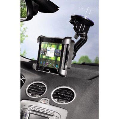 Крепление Hama на стекло автомобиля присоска для универсального держателя планшетов H-108337
