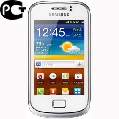 ��������, Samsung Galaxy mini II GT-S6500 Ceramic White