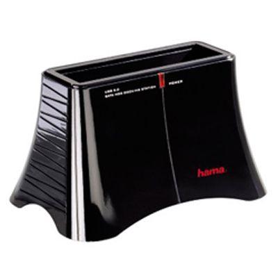 """Hama Стыковочная станция для SATA HDD 2.5''/3.5"""", USB 3.0 H-53161"""