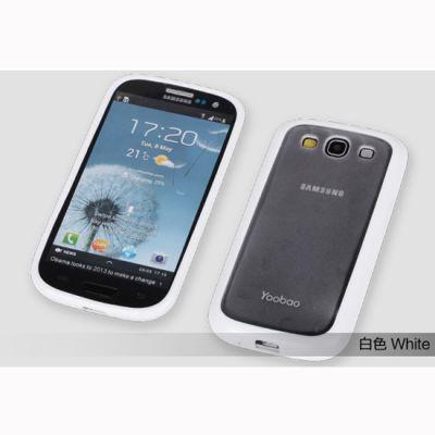 Чехол Yoobao для Samsung Galaxy S3 i9300 White