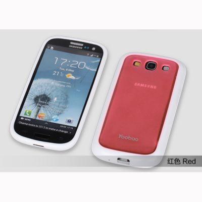 Чехол Yoobao для Samsung Galaxy S3 i9300 Red