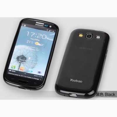 Чехол Yoobao для Samsung Galaxy S3 i9300 Black