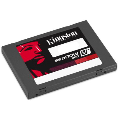 "������������� ���������� Kingston SSD 2.5"" 90Gb V+ 200 Series Upgrade Kit SVP200S3B/90G"
