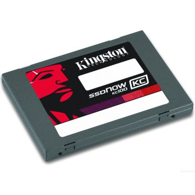 "Твердотельный накопитель Kingston SSD 2.5"" 120Gb KC100 Series Bulk SKC100S3/120GBK"