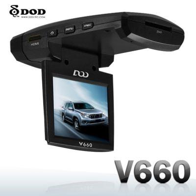 Видеорегистратор DOD V660