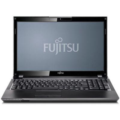 Ноутбук Fujitsu LifeBook AH552/SL Red VFY:AH552MPZA3RU