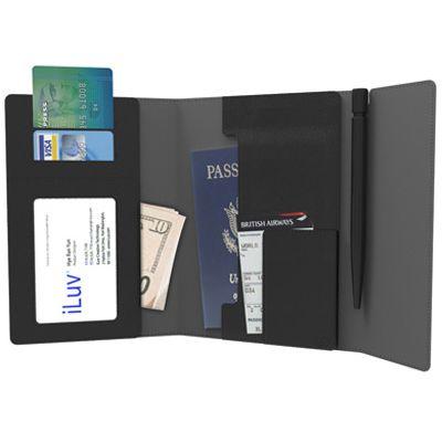����� iLuv ��� galaxy S III (passport clutch), ������������� ����, Black iLuv-iSS252BLK