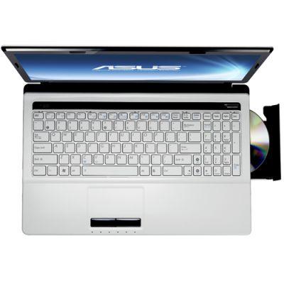 Ноутбук ASUS K53SD White 90N3ES1C4W1K19RD13AY