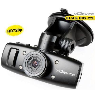 Видеорегистратор xDevice BlackBox-22L