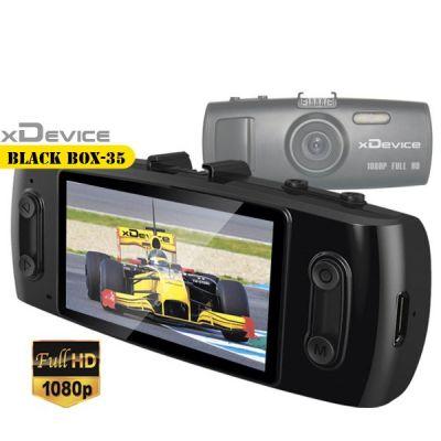 Видеорегистратор xDevice BlackBox-35