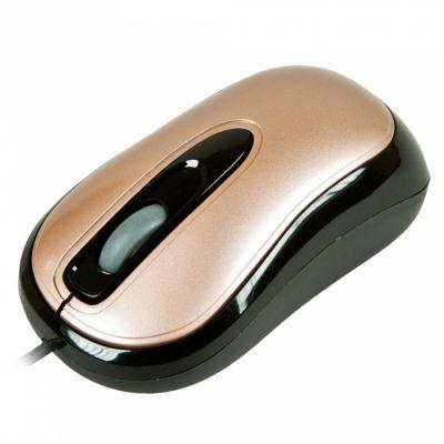 Мышь проводная CBR cm 150 Brown