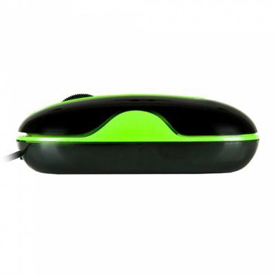 Мышь проводная CBR cm 200 Green
