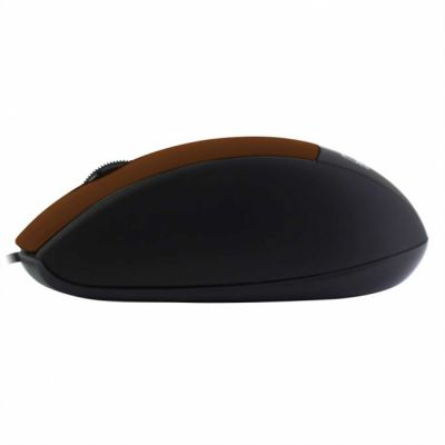 Мышь проводная CBR cm 303 Brown