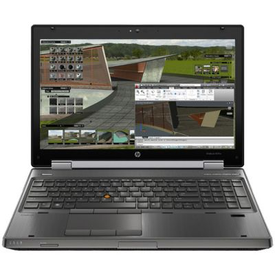 Ноутбук HP EliteBook 8570w B9D07AW