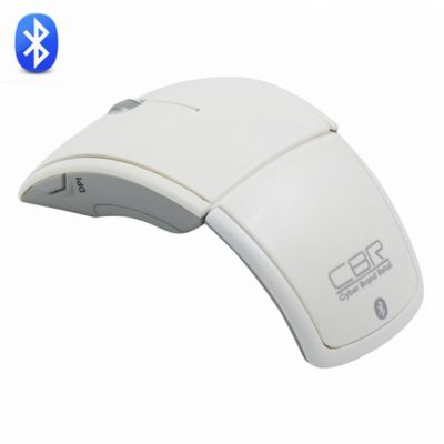 Мышь Bluetooth CBR cm 610 Bt White