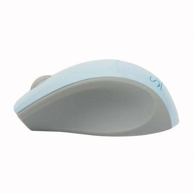 Мышь беспроводная CBR S7 Blue