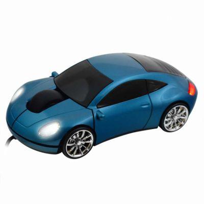 Мышь проводная CBR mf 500 Lazaro Blue