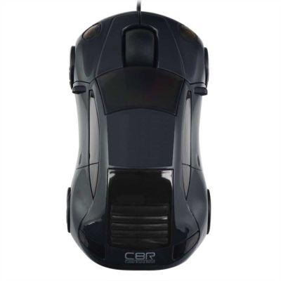 Мышь проводная CBR mf 500 Lazaro Black