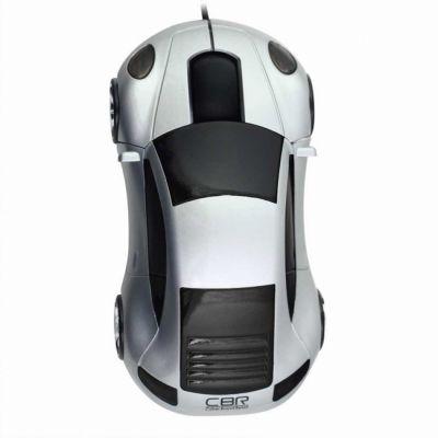 Мышь проводная CBR mf 500 Lazaro Silver