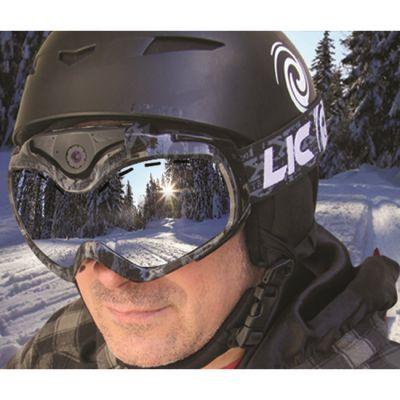 Liquid Image ������������� �����-����� LIC338BLK Apex HD Snow Goggle 1080P