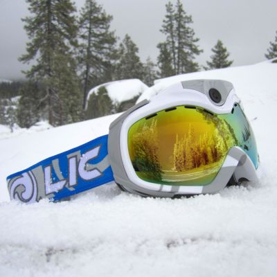 Liquid Image Морозостойкая видео-маска LIC338W Apex HD Snow Goggle 1080P