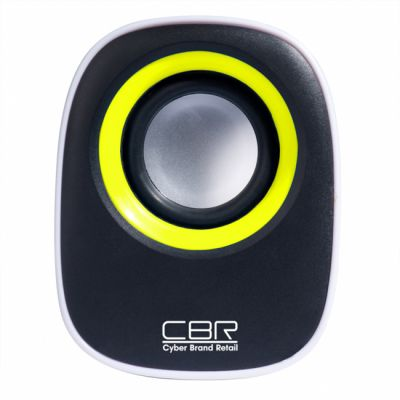 Колонки CBR cms 520 Yellow