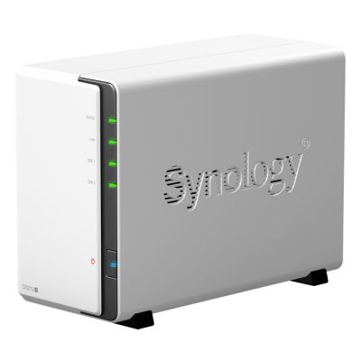 Сетевое хранилище Synology DiskStation DS212j