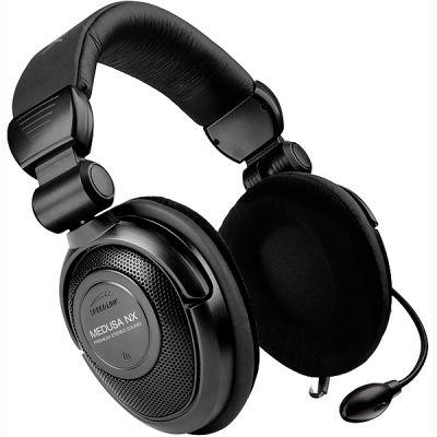 Наушники с микрофоном Speedlink medusa nx Stereo Gaming Headset SL-8781-SBK-01