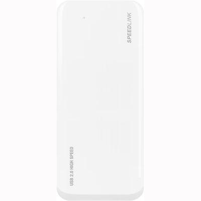Speedlink USB-хаб NOBILÉ Active USB Hub - 7-Port White SL-7417-SWT