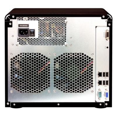 Сетевое хранилище Synology DiskStation DS2411+